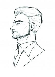 dessin homme